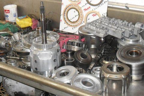Automatic Transmission Internal Parts